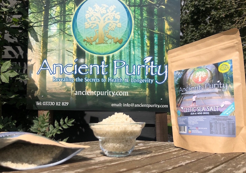 celtic sea salt natural ancient purity