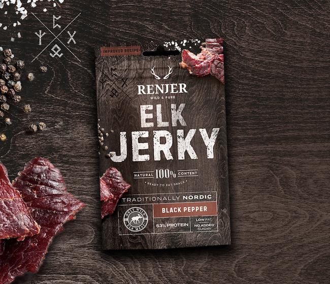 Renjer_jerky_game_meat_elk