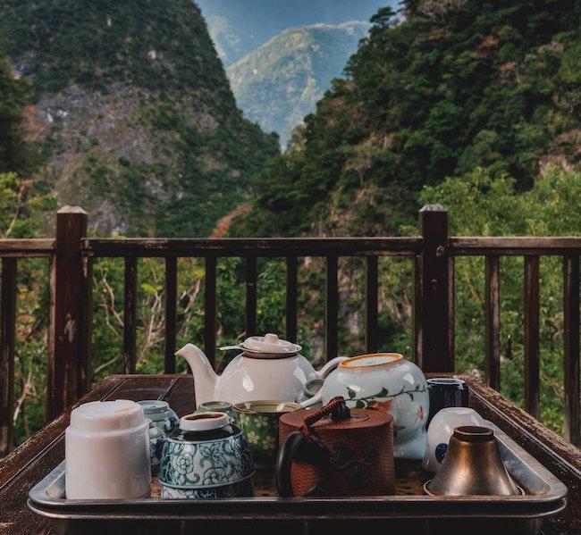 biodynamic organic teabags