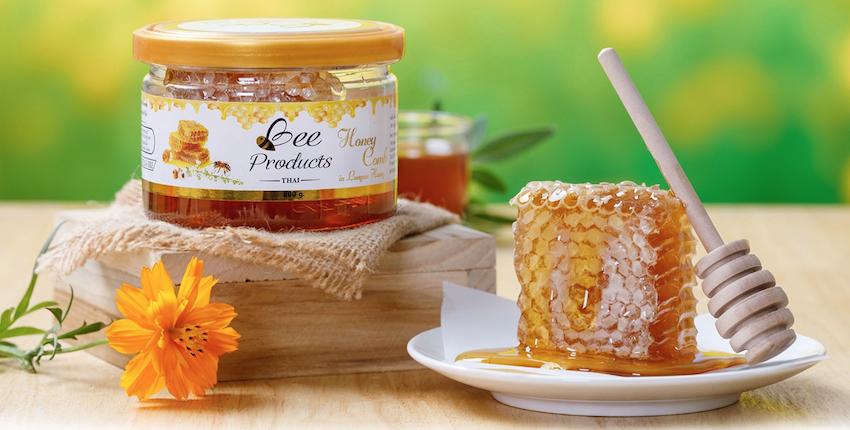 Thailand longan fruit honey buy in UK