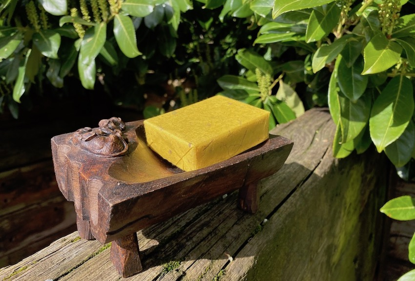 organic soap natural soap dish ancient purity