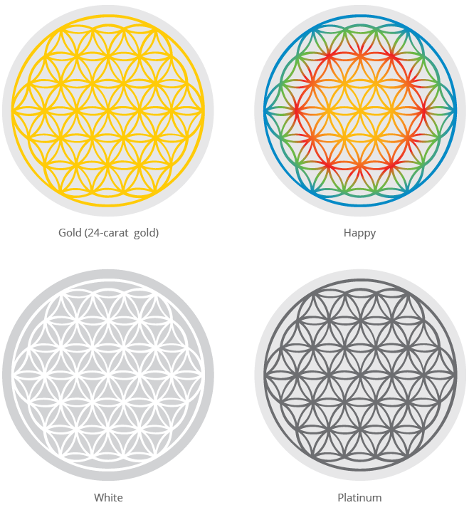Flower of Life Natures design
