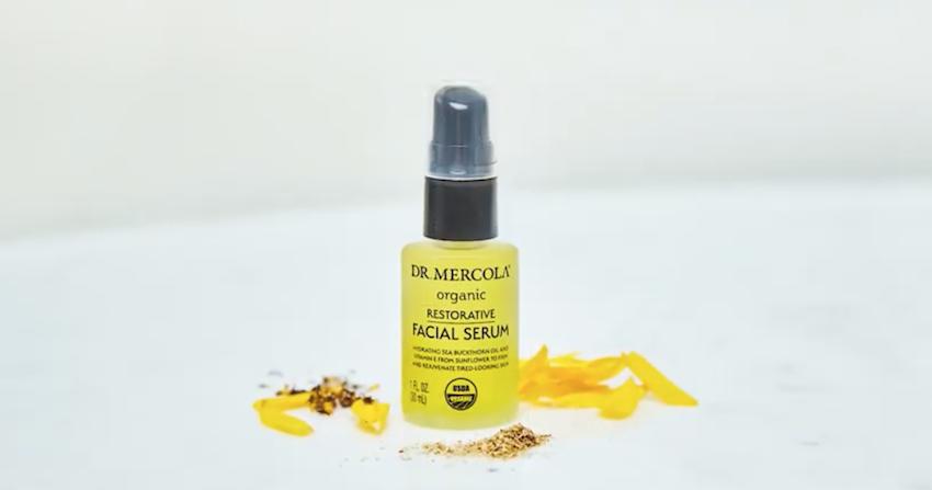dr mercola facial serum