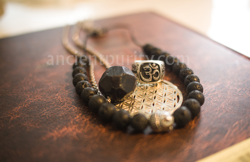 ancient purity glassware flower of life