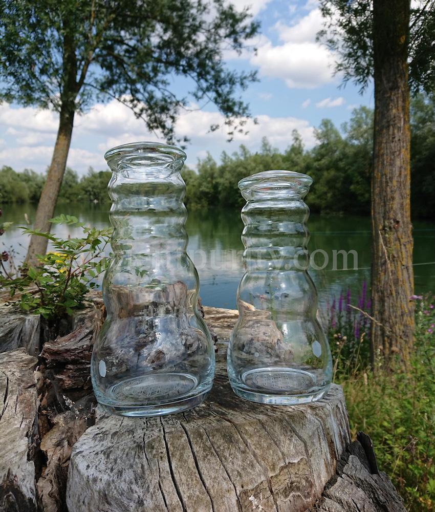 natures design sacred geometry flower of life vegan glassware home UK USA