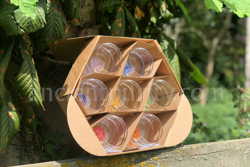 natures design chakra glasses water effects sacred geometry