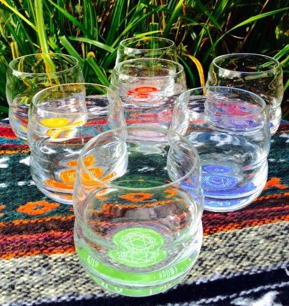 chakra glasses effect water like chakra