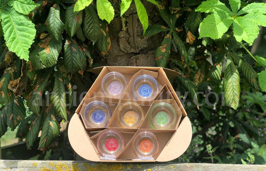 natures design chakra glasses