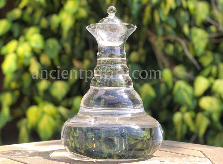 natures design carafe alladin 1.3 litres sacred geometry