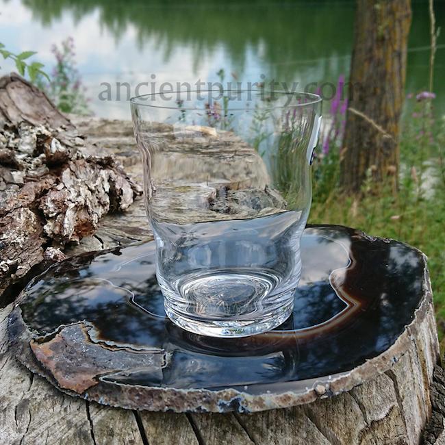 natures design platinum glass
