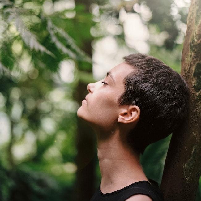organic herbal inhaler