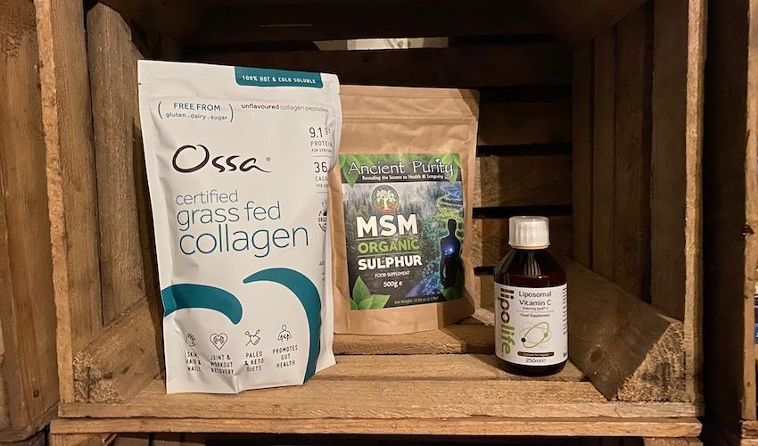 UK Farmed Collagen Peptides Ossa Organic