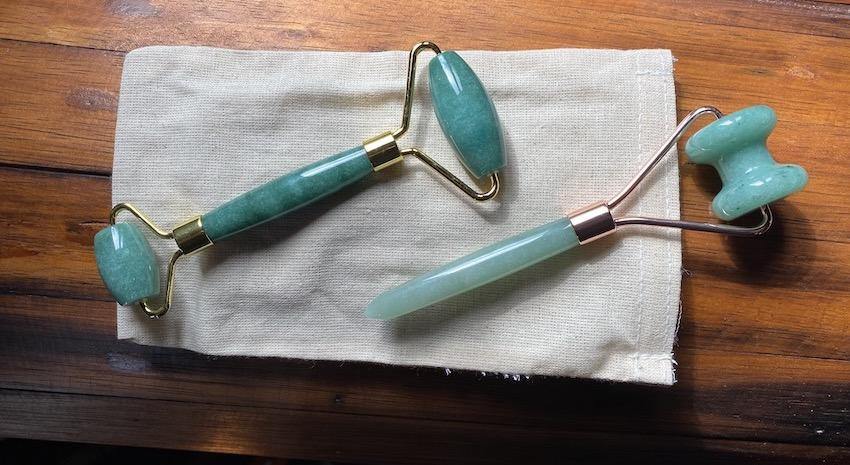 jade roller for collagen