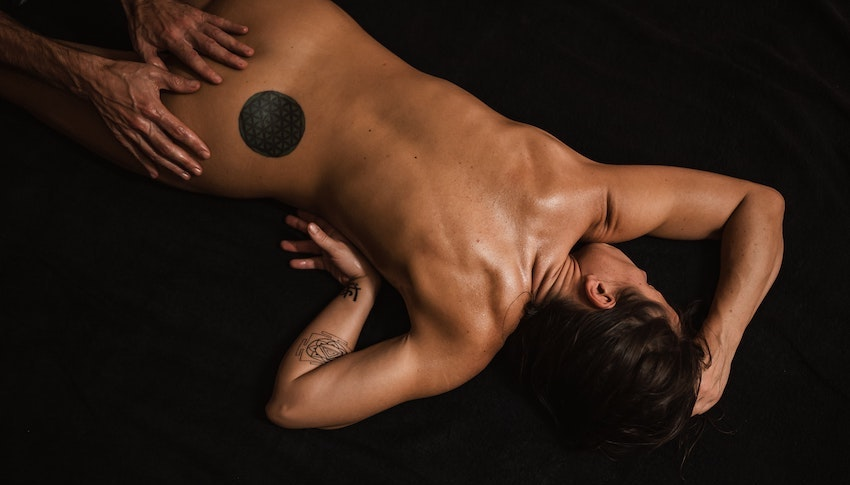 scorpion venom balm massage