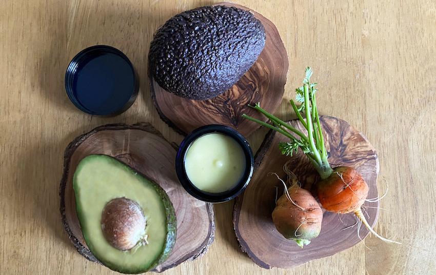 avocado for skin