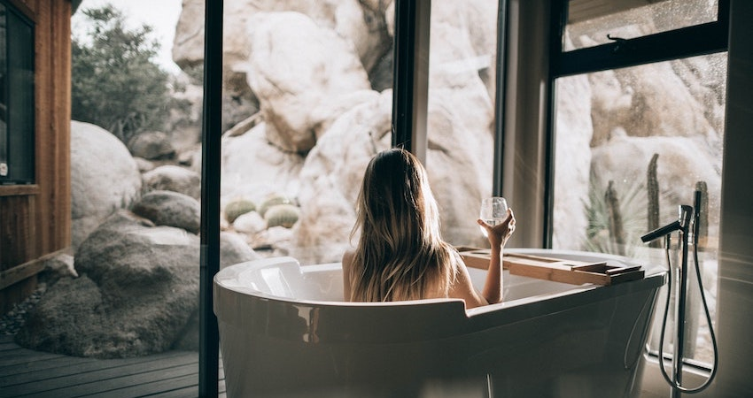ancient purity bath time