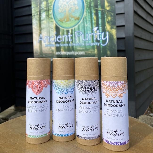 your nature life deodorant