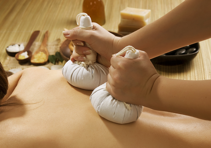 ancient purity massage