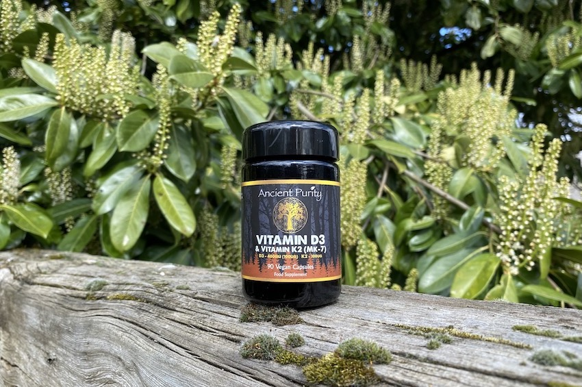 vegan vitamin d3 with k2 supplement